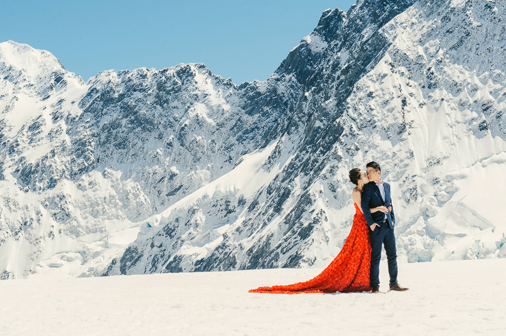 Queenstown Pre-Wedding promotion