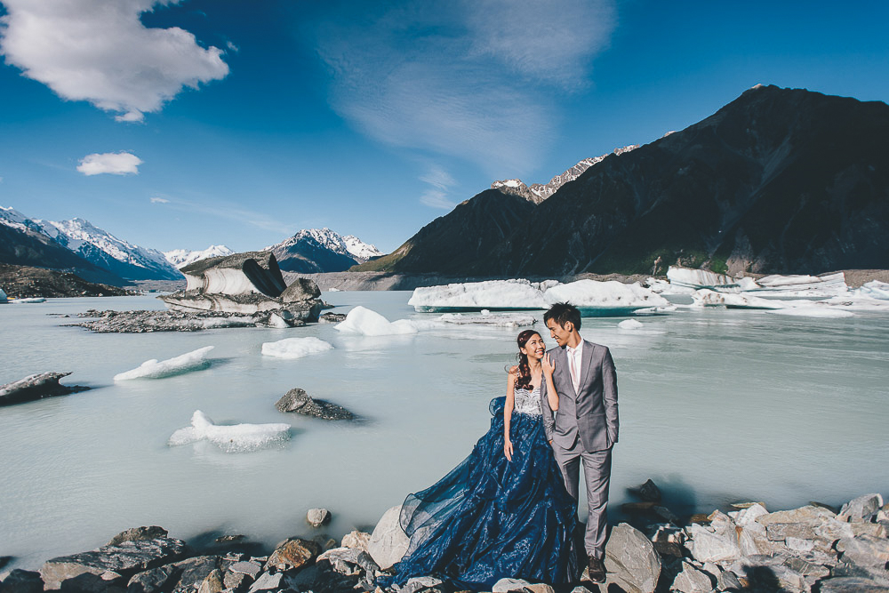Mount Cook Pre-Wedding promotion